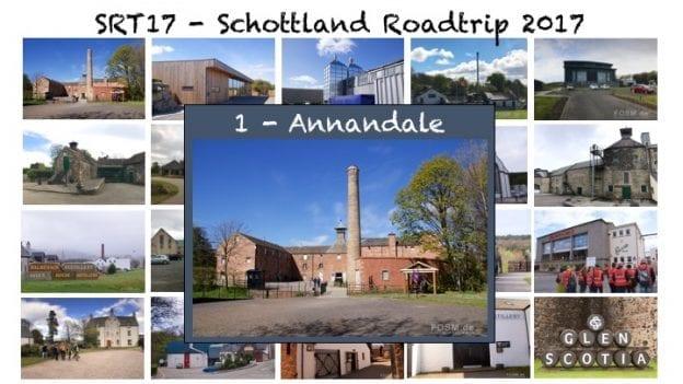 SRT17 - Destilleriebesuch Annandale