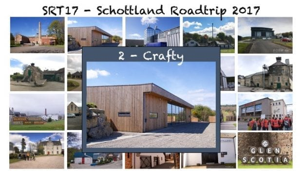 SRT17 - Crafty Distillery