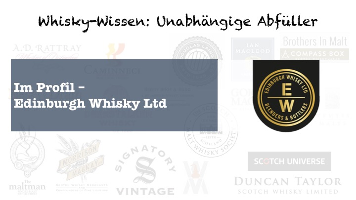Edinburgh Whisky im Profil