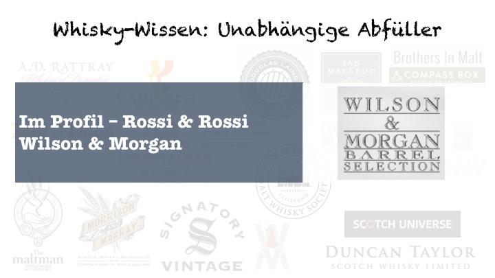 UA im Profil - Wilson & Morgan