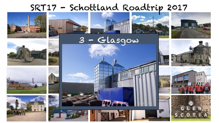SRT17 - Besuch bei der Glasgow Distillery
