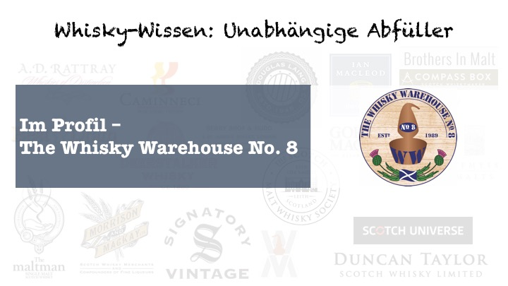 UA im Profil Whisky Warehouse No. 8