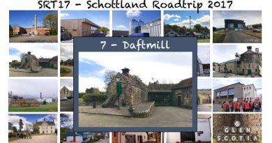 Schottland Roadtrip 2017 - Daftmill