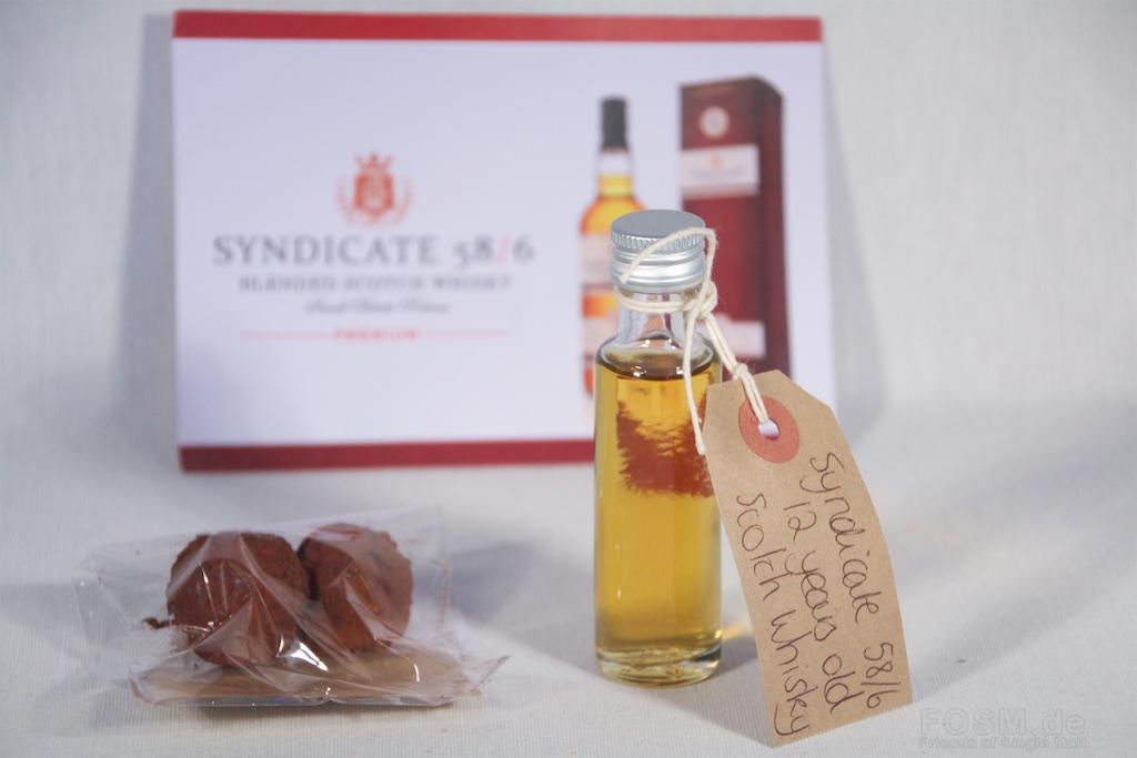 Tasting Syndicate 58/6 12yo