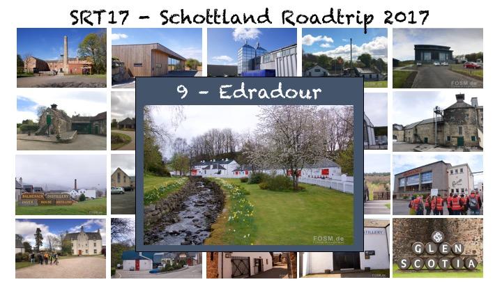 Mein Besuch bei Edradour 2017