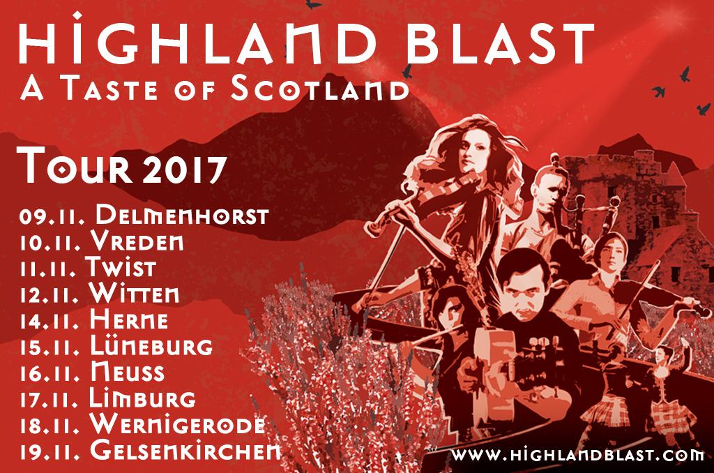 Highland Blast 2017