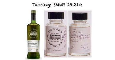 Tasting SMWS