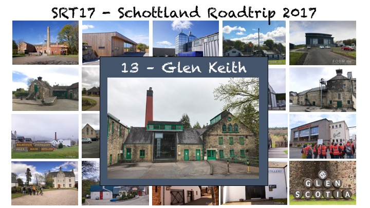 SRT17 - Destillerietour bei Glen Keith