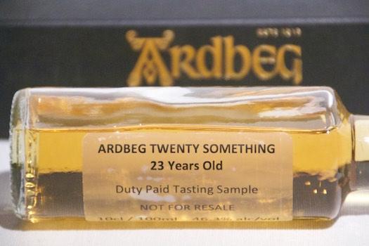 Tasting Ardbeg 23yo