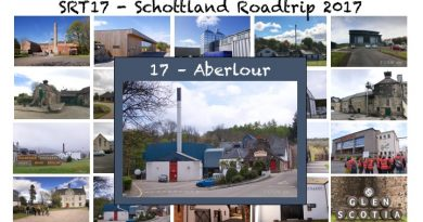 SRT17 - Destillerietour durch Aberlour