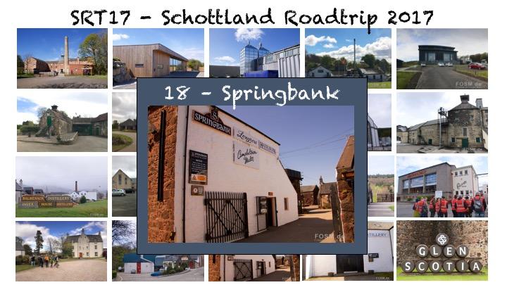 SRT17 - Mein Besuch bei Springbank