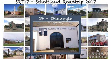 Glengyle Destillerietour
