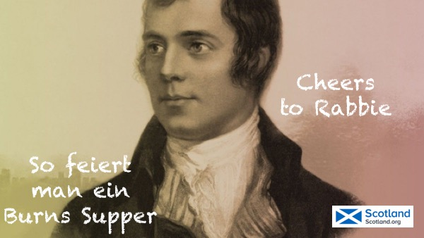 So feiert man ein Burns Supper