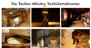 Beste Destillerietouren