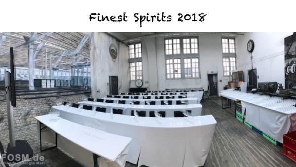 Finest Spirits 2018