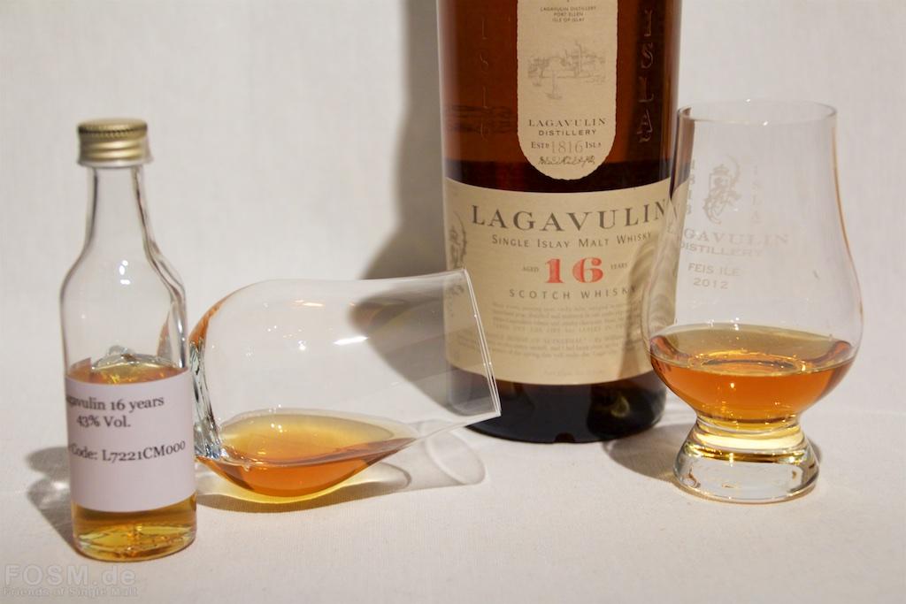 Tasting Alt gegen Neu - Lagavulin 16yo