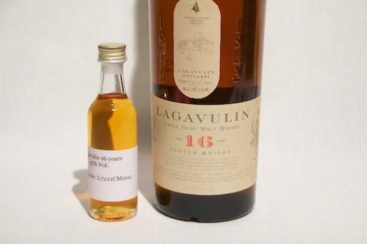 Lagavulin 16yo - alt gegen neu