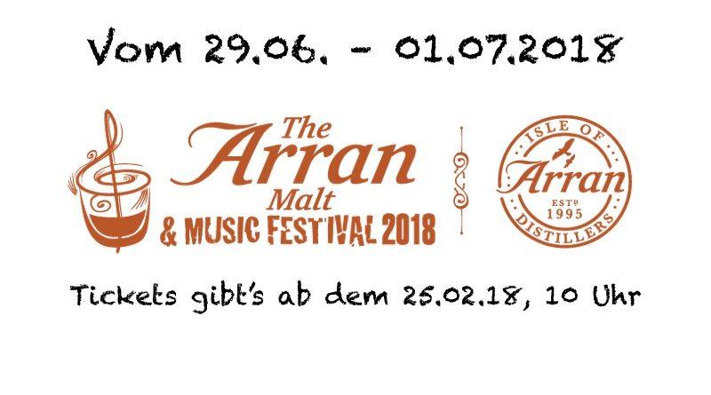 Arran Festival 2018