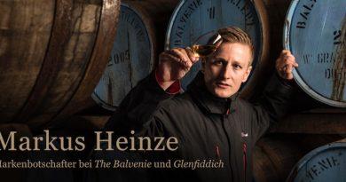 Markus Heinze - neuer BA von Balvenie
