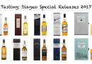 Tasting: Diageo Special Releases 2017 mit offiziellen Tasting Notes