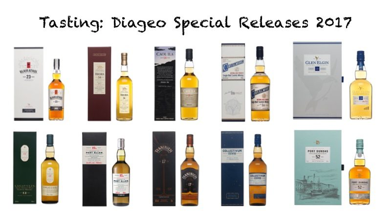 Diageo Special Release 2017