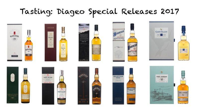 Tasting: Diageo SR 2017 – Collectivum XXVIII (5/5)