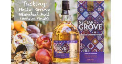 Tasting Nectar Grove