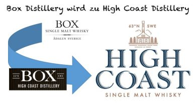 BOX wird HighCoast