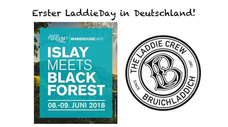 Laddie Day 2018 - Erster in Deutschland