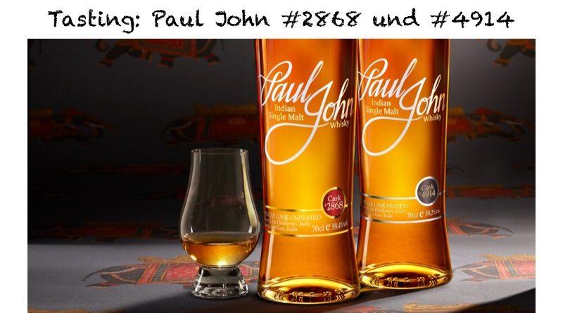 Tasting Paul John
