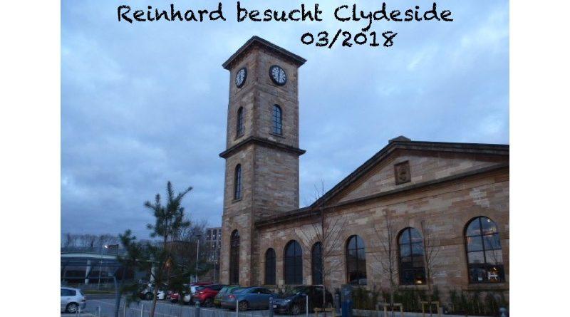 Reinhard besucht Clydeside