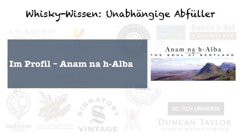 UA 2018 Anam na h-Alba im Profil