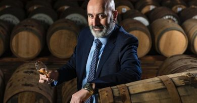 Ewen Mackintosh, Speymalt MD