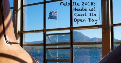 Caol Ila Open Day