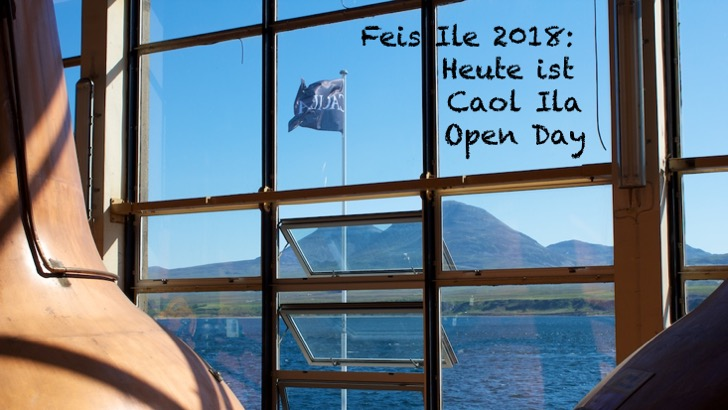 Caol Ila Open Day