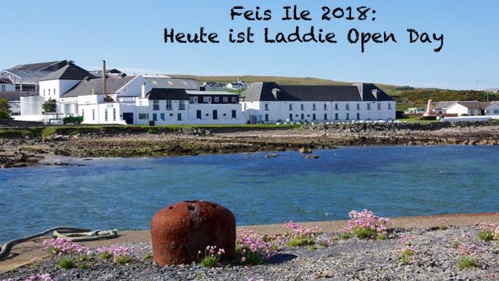 Laddie Open Day 2018