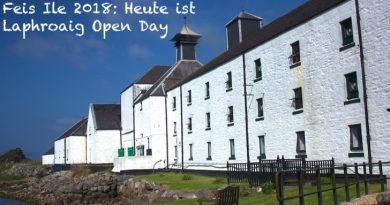 Laphroaig Open Day