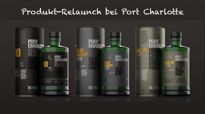 Port Charlotte Relaunch 2018