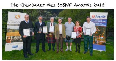 SoSWF Awards 2018
