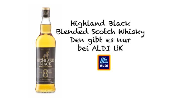 Aldi Highland Black