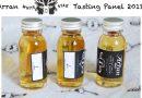 Tasting: Arran – 3 Blind Samples – White Stag Tasting Panel
