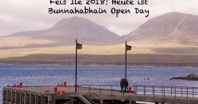 Bunnahabhain Open Day