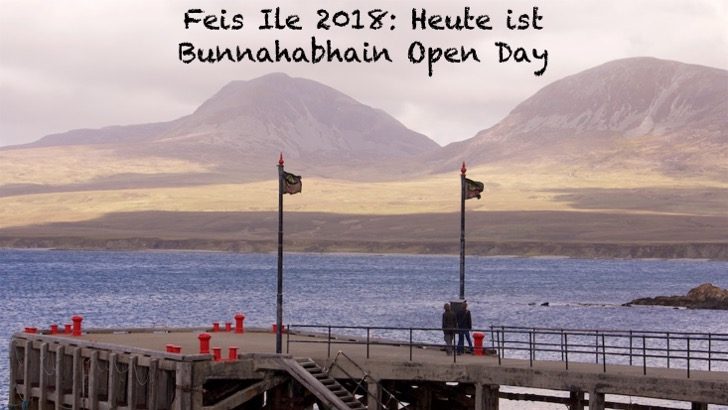 Bunnahabhain Open Day