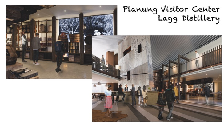 Planung Lagg Visitor Center