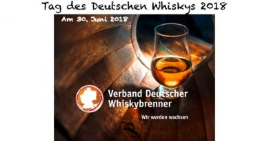 Tag Deutscher Whisky 2018