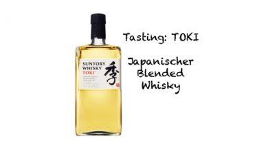 Toki - japanischer Blended Whisky im Test