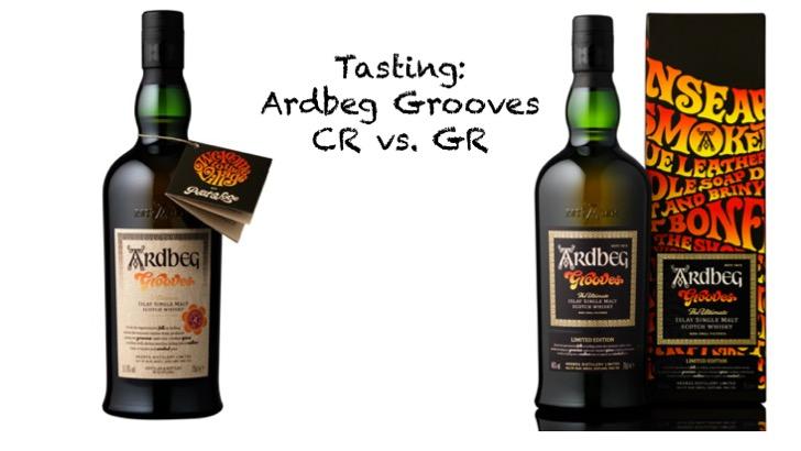 Tasting Ardbeg Grooves