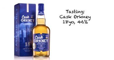 Tasting Cask Orkney