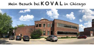 Besuch bei KOVAL 05/2018