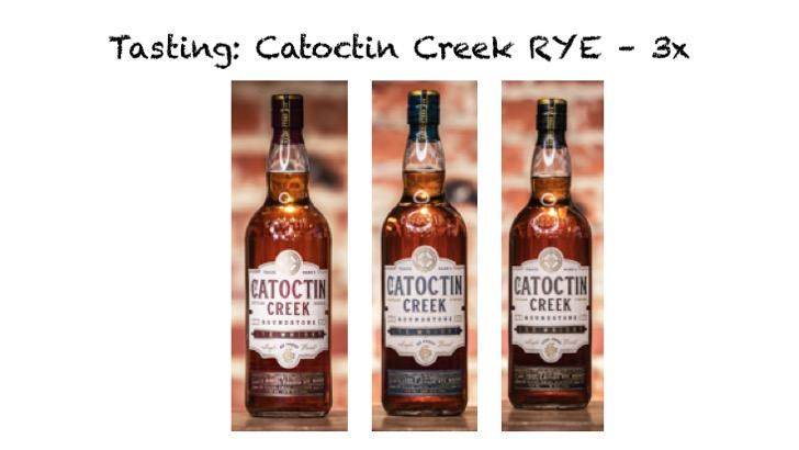 Tasting Catoctin Creek